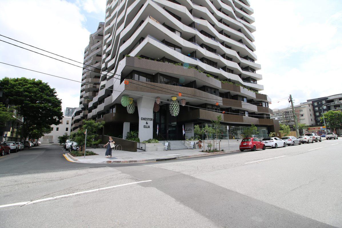 Chester & Ella Retail - Newstead - Retail Property Management Brisbane